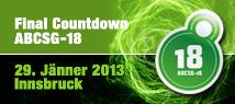 ABCSG-18 Final Countdown