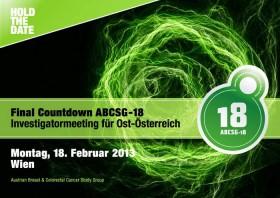 ABCSG-18 Investigatormeeting