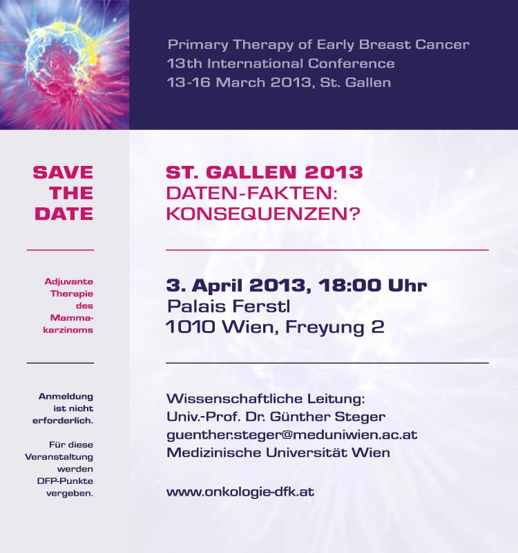 St. Gallen 2013