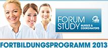 Fortbildungsprogramm 2013