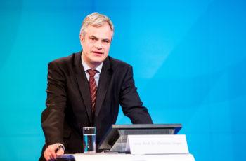 ABCSG-Vorstandsmitglied Univ.-Prof. Dr. Christian Singer bedauert das geringe Interesse an Brustkrebsprävention.