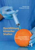 Cover Durchführung klinischer Studien
