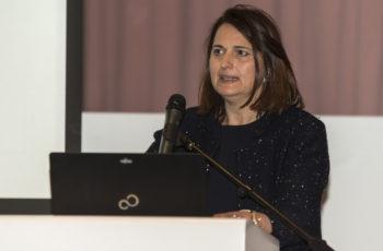 Eröffnungsreferentin Assoz.-Prof. Priv.-Doz. Dr. Vesna Bjelic-Radisic mit einem Case Report über eBC.