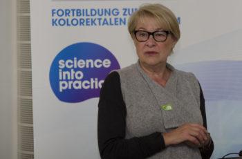 Univ.-Prof. Dr. Karin Kapp präsentierte einen historischen Fall aus dem Jahr 1999.