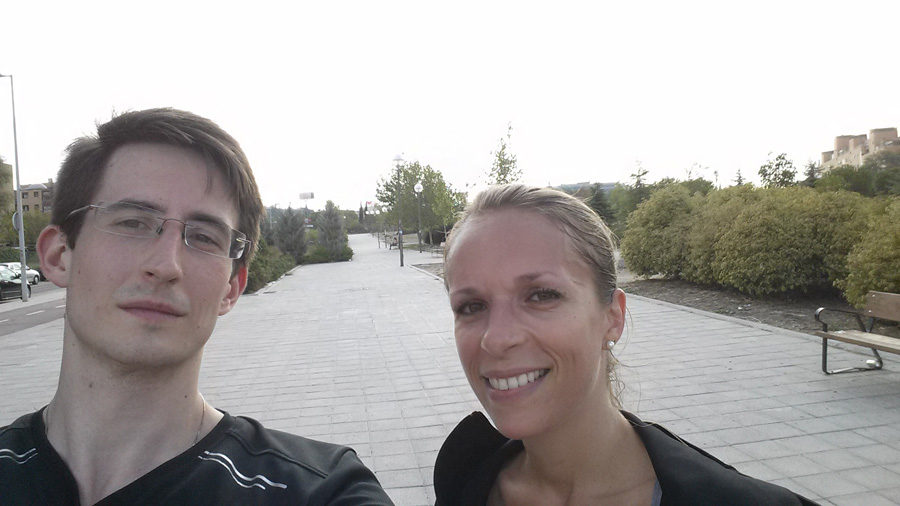 Dr. Paul Schlagnitweit und Dr. Angelika Bezan