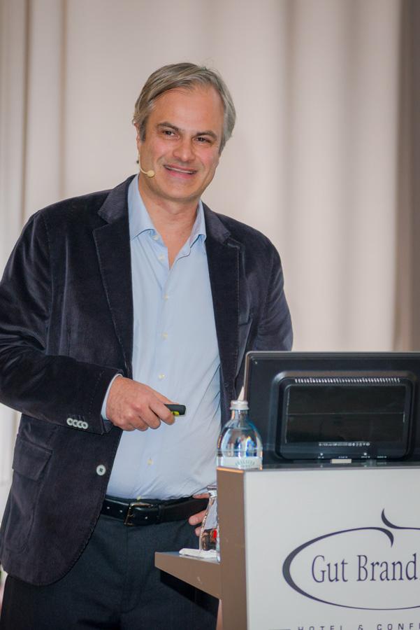 "ABCSG-Vorstandsmitglied Univ.-Prof. Dr. Christian Singer über ""Synthetic letality und BRCA-Mutationen"""