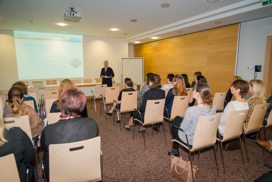 "Großes Interesse auch am ""Update & Come together"" des Forum Study Nurses & Coordinators."