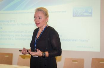 """""""Wir haben schon einiges erreicht, aber es gibt noch viel zu tun"""": Gründerin des Forums Study Nurses & Coordinators DGKS Natalija Frank, MPH."""