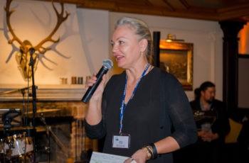 Auch das Forum Study Nurses & Coordinators hatte im Rahmen des Avdanced Study & Care Program Preise zu vergeben: DGKS Natalija Frank, MPH.