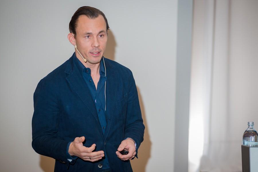 Bei der Oxford Debate über päroperatives MRI das Pro: ABCSG-Vorstandsmitglied Univ.-Prof. Dr. Florian Fitzal.