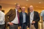 ABCSG-Vorstandsmitglieder: Univ.-Prof. Dr. Christian Singer, Assoz.-Prof. Univ.-Doz. Mag. Dr. Martin Filipits, Priv.-Doz. Dr. Peter Dubsky (v.l.n.r.)