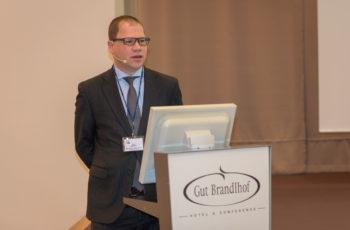 … und ABCSG-Vorstandsmitglied Ass.-Prof. Priv.-Doz. Rupert Bartsch gibt gerne Auskunft über BRCA-1 als prädiktiver Marker bei TNBC