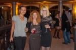 Auch die ABCSG-Mitarbeiterinnen feiern: Verena Göschl, Dr. Britta Klucky und Rosita Eigenberger (v.l.n.r.)