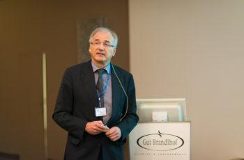 Univ.-Prof. Dr. Herbert Stöger erwartet neue Impulse in der Anti-HER2-Therapie, wenn die Ergebnisse von ABCSG-31 und ABCSG-39 vorliegen