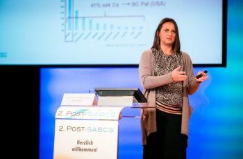 Eröffnete die Rapporteurs-Vorträge: Assoz. Prof. Priv.-Doz. Dr. Vesna Bjelic-Radisic.