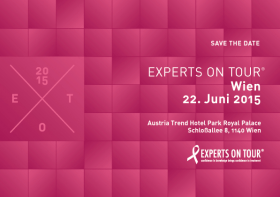 EXPERTS ON TOUR® am 22.06.2015 in Wien