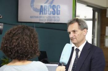… und Prim. Univ.-Prof. Dr. Richard Greil.