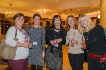 Frauen-Power: Study Nurse Ingeborg Brandl, MSc (ganz links) und das Team von AstraZeneca.