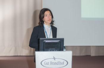 Am Samstag ging es mit der neoadjuvanten Therapie weiter: Assoz. Prof. Priv.-Doz. Dr. Marija Balic.