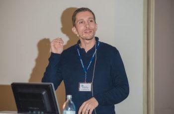 Dr. Simon Gampenrieder stellte in seinem zweiten Vortrag verschiedene Studien gegenüber und warf einige Fragen auf.