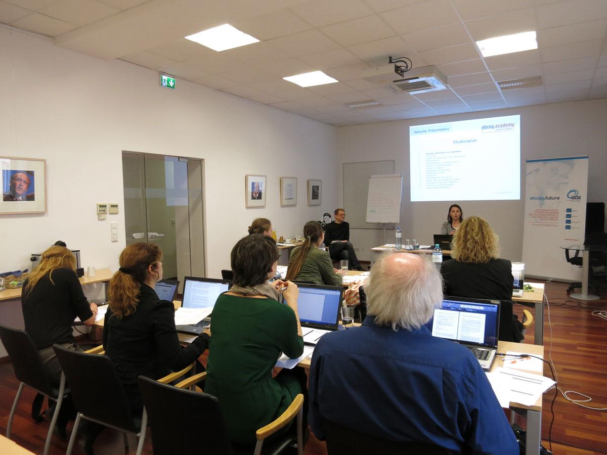 Alle TeilnehmerInnen waren von den ReferentInnen und den Inhalten des Workshops begeistert.