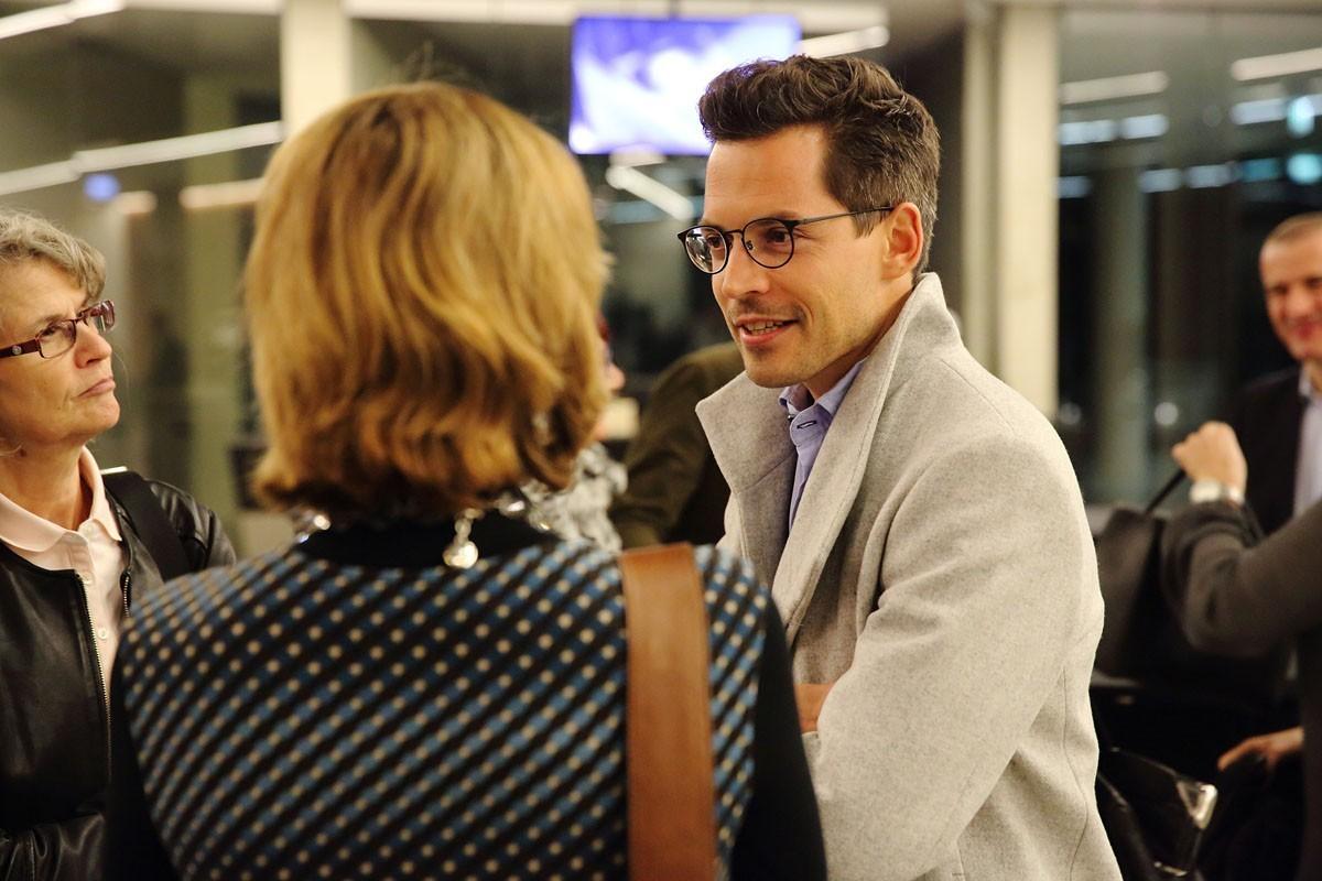 Lässt sich kaum eine ABCSG-Veranstaltung entgehen: Dr. Christoph Suppan.