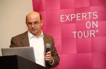 Sprach über die Lokaltherapie: OA Dr. Azab El-Shabrawi.