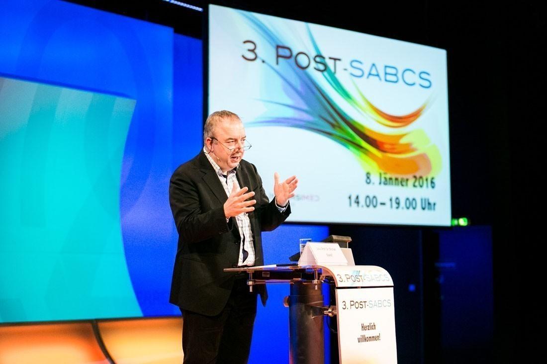 Auch in diesem Jahr gab es einige Neuerungen – z.B. die Download-Möglichkeit der Vorträge auf der ABCSG-Website.