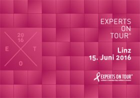 EXPERTS ON TOUR® am 15.06.2016 in Linz