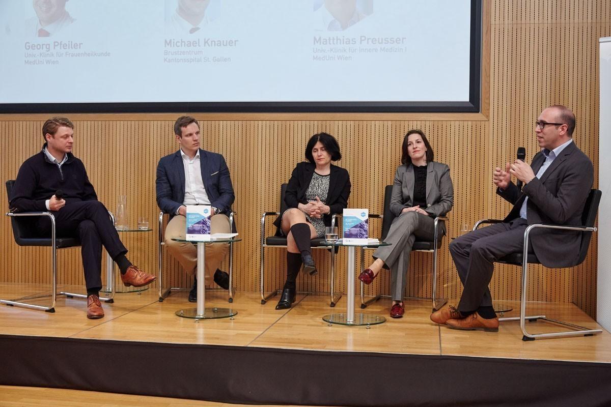 Das Panel gab zahlreiche Tipps und konkrete Hilfestellungen.