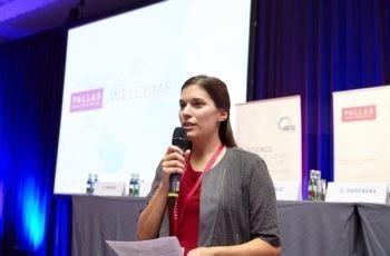 Magdalena Schwarz, Senior Project Manager in der ABCSG-Studienzentrale, gab als Moderatorin des Meetings ihr äußerst gelungenes Debüt.