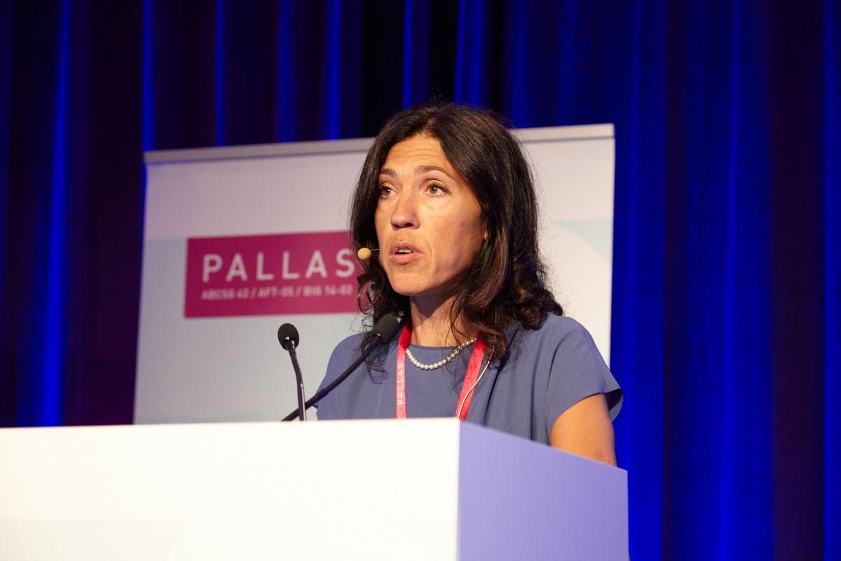 Auch auf die Nebenwirkungen Neutropenie/Leukopenie ging Marija Balic detailliert ein.