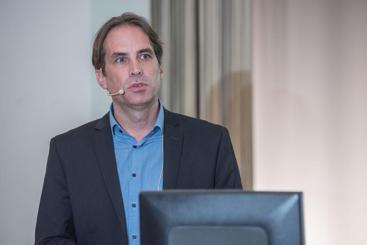 Michael Hubalek fasst ABCSG 40 zusammen und gab einen Überblick über PI3K-Inhibition.