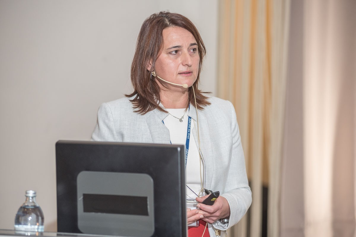Über die demnächst startende Studie POSITIVE sprach Vesna Bjelic-Radisic.