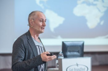 Martin Filipits stellte das Cepheid-Projekt vor, an dem abcsg.research bereits intensiv arbeitet.