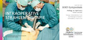 "Symposium ""Intraoperative Strahlentherapie"" in Linz"