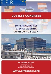 Jubiläumskongress der European Federation for Colorectal Cancer (EFR)