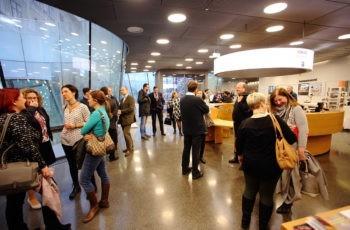 Über 50 TeilnehmerInnen kamen zu der neuen Pankreasfortbildung der ABCSG nach Graz ..