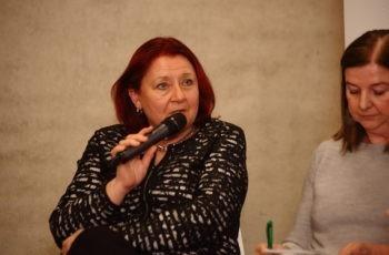 Renate Schaberl-Moser hat hier ebenfalls viel Erfahrung.
