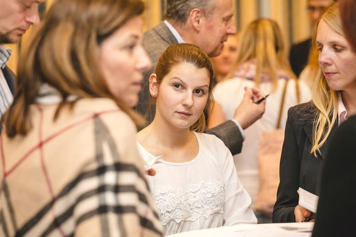 Vor allem für junge Ärztinnen und Ärzte eine wertvolle Erfahrung - die interdisziplinären Diskussionen.