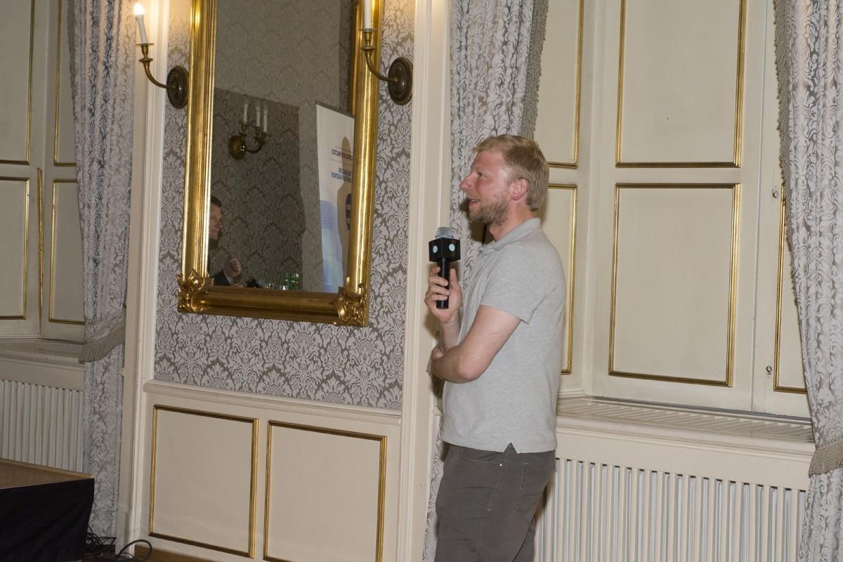 Die Teilnehmer waren motiviert bei der Sache: Gruppensprecher.