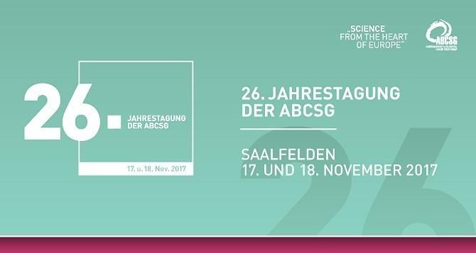 26. Jahrestagung der ABCSG
