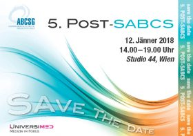 Save the Date: 5. Post-SABCS