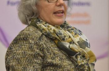 Auch Maria Piribauer hielt sich genau an die Vorgaben. Ihr sehr tragischer Fall sorgte für eine bedrückte Stimmung im Saal.