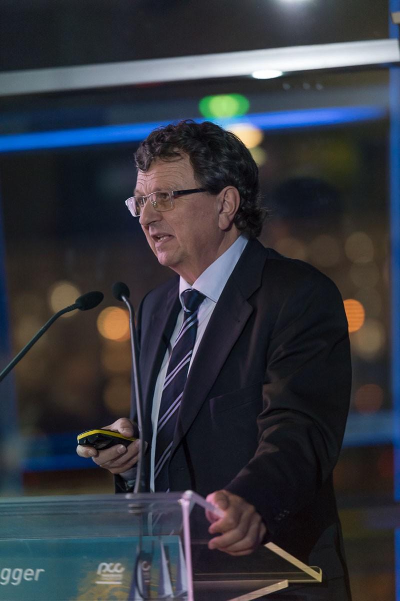 Experte und P02-Top-Recruiter Reinhold Függer sprach über den Stellenwert der Chirurgie bei Bauchspeicheldrüsenkrebs.