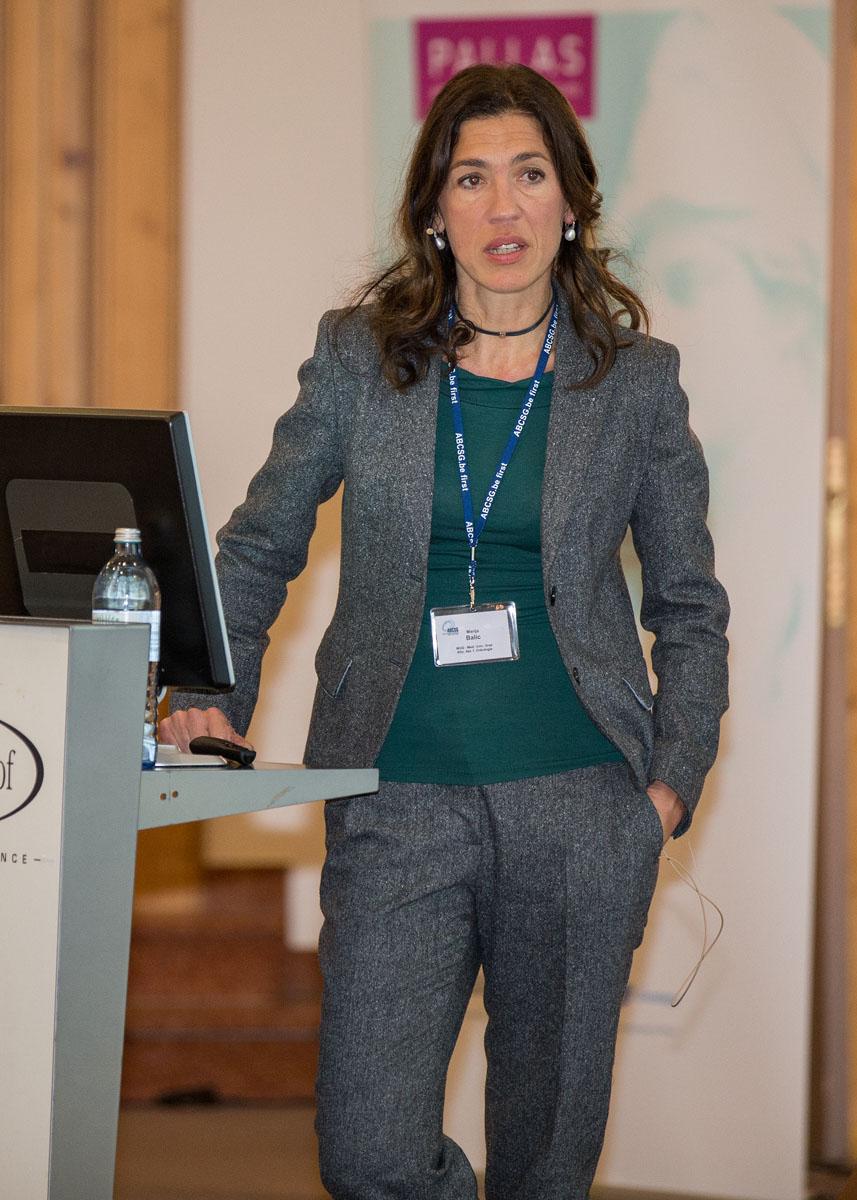 Marija Balic macht mit Immuntherapie beim Mammakarzinom weiter.