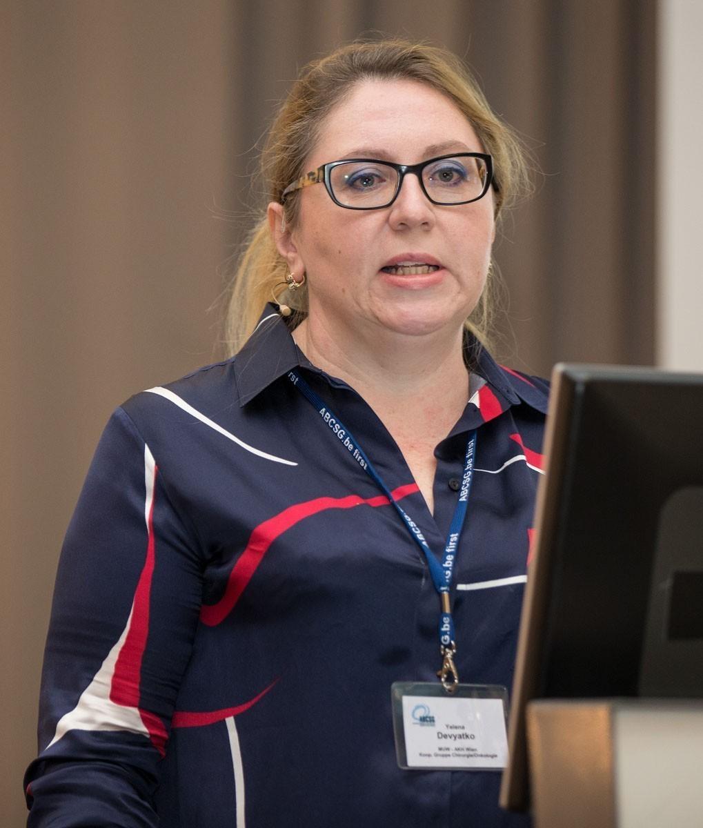 Yelena Devyatko stellt den PAM-50-Test der klinischen Erfahrung gegenüber.