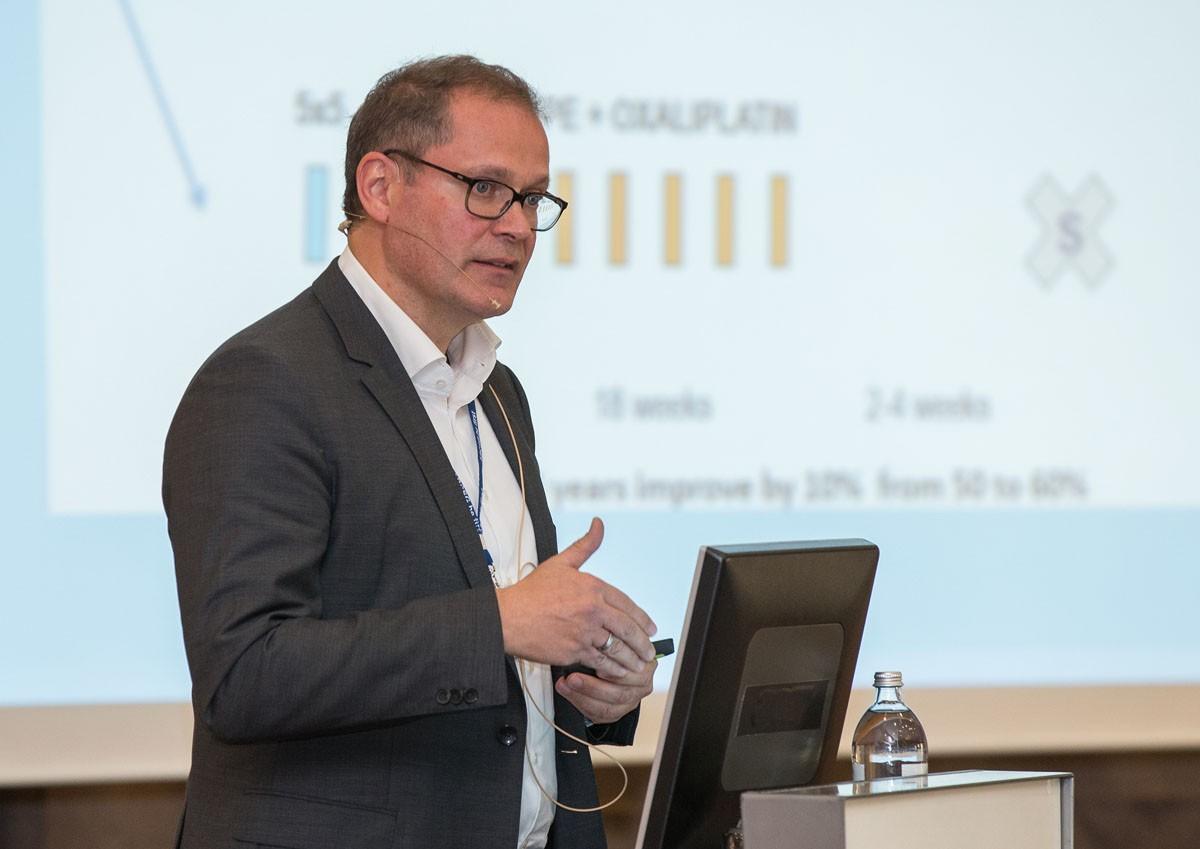 Wolfgang Eisterer fasst die ABCSG-Rektumstudien zusammen.