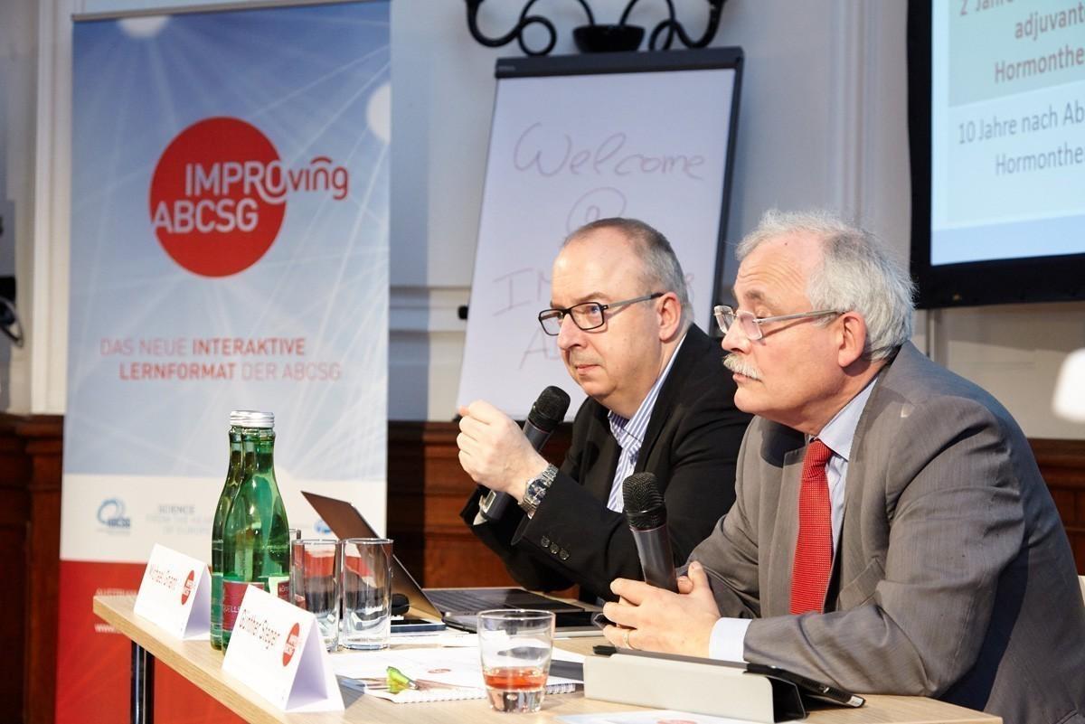 Michael Gnant und Günther Steger beleuchten beinhart alle Aspekte.