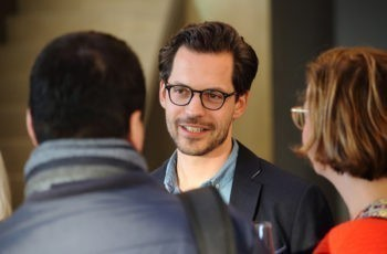 Schon sehr etabliert im ABCSG-Netzwerk: Christoph Suppan.